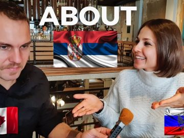 WHAT FOREIGNERS THINK ABOUT SERBIA | RUSSIAN & CANADIAN