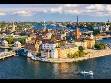 Top 10 Beautiful Capitals In The World 2018