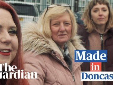 Made in Doncaster: I am not your subject | Made in Britain