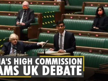 WION Dispatch: UK's House of Commons debates India's farmers' protest | Latest English News | WION