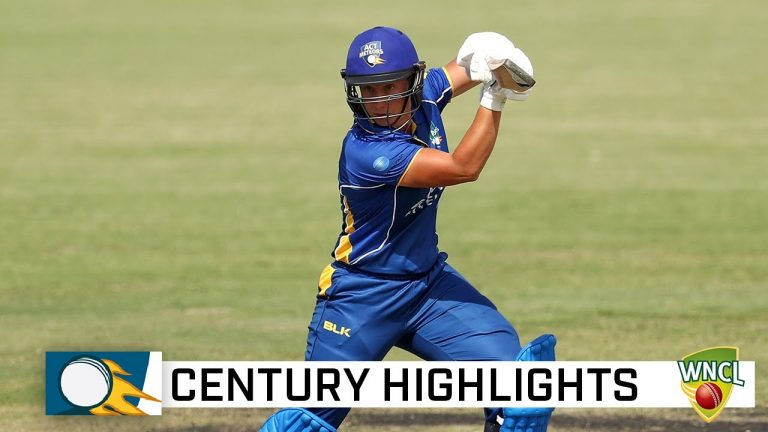 Penna's potential realised with maiden WNCL hundred | WNCL 2021