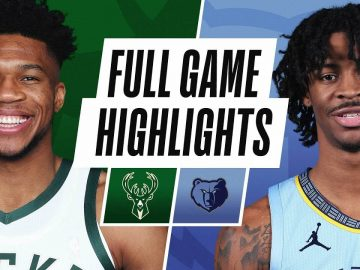 BUCKS at GRIZZLIES | FULL GAME HIGHLIGHTS | March 4, 2021