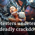 Myanmar protesters back on the streets after deadliest day yet | DW News