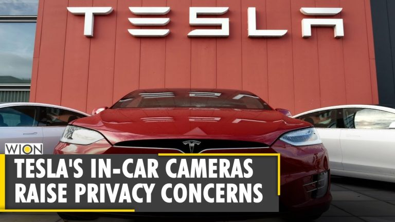 World Business Watch: Tesla's in-car cameras pose privacy concerns | Latest English News | WION