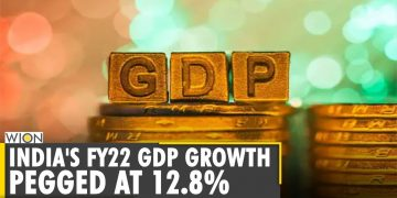 World Business Watch: Fitch raises India's FY22 GDP growth projection to 12.8% | English News | WION