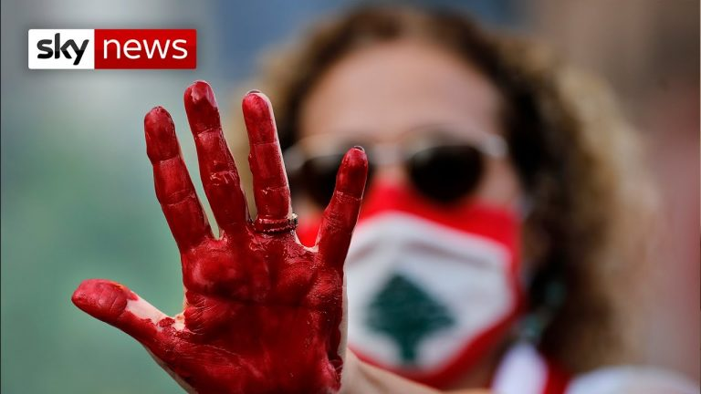 Who is to blame for the Beirut blast?