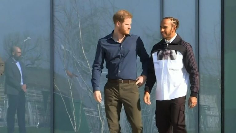 CEO excited to welcome Prince Harry to startup