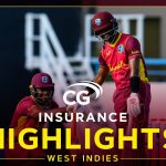 Highlights | West Indies vs Sri Lanka | Tense Finish to End the Series! | 2nd CG Insurance ODI 2021