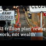 Biden's $2 trillion infrastructure plan to be funded by corporate taxes | DW News