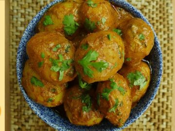 Dum Aloo Recipe By Food Fusion