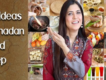 20 Ideas for Ramadan Food Prep / Tips for Ramadan 2021 - Ghazal Siddique
