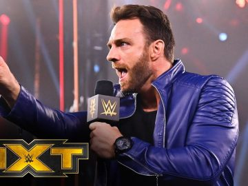 Welcome to LA Knight's game: WWE NXT, March 3, 2021