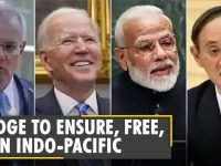 Biden says free Indo-Pacific essential as he meets India, Japan, Australia leaders | WION News