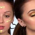 GOLD Smokey Eye Makeup Tutorial | Full Face of First Impressions