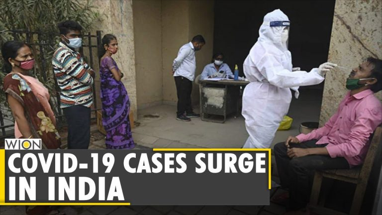 Coronavirus Update: India on the brink of second COVID-19 wave | Latest World English News | WION
