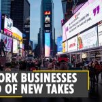 World Business Watch: NYC business leaders warn new taxes could cripple city's recovery | WION News