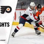 Capitals @ Flyers 3/7/21 | NHL Highlights