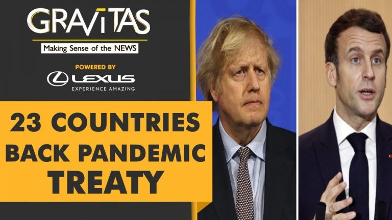 Gravitas: Can an international treaty save the world from future pandemics?