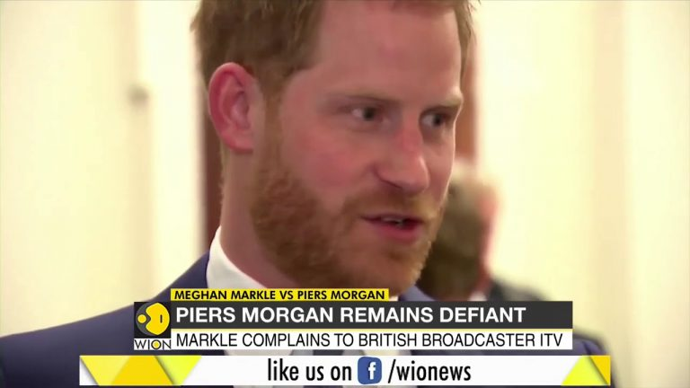 Meghan Markle files formal complaint against Piers Morgan | Latest English News | World News | WION