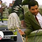 NEW YEAR'S EVE Shopping Bean Style   Mr Bean Funny Clips   Classic Mr Bean