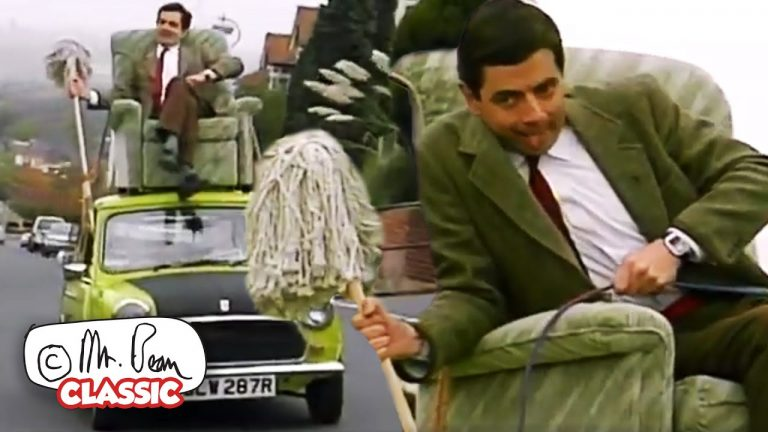 NEW YEAR'S EVE Shopping Bean Style | Mr Bean Funny Clips | Classic Mr Bean