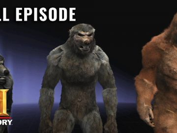 MonsterQuest: Legend of the American Werewolf (S1, E14) | Full Episode | History 1