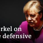 Merkel defends Germany's strategy to battle COVID-19   DW News