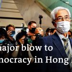 Prominent Hong Kong democracy activists convicted over protest   DW News
