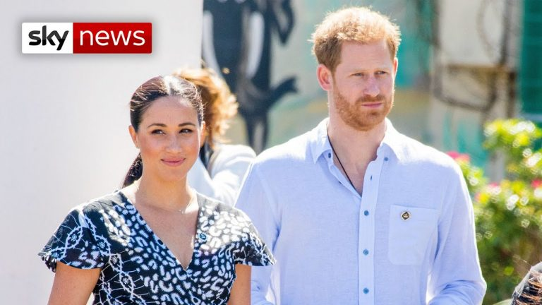 Prince Harry and Meghan to talk to Oprah Winfrey