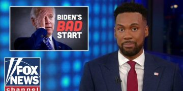 Jones: We are staring the barrel of a humanitarian crisis of Biden's making