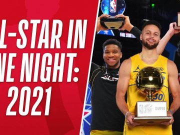 ⭐ BEST Of 2021 #NBAAllStar In One Night! ⭐