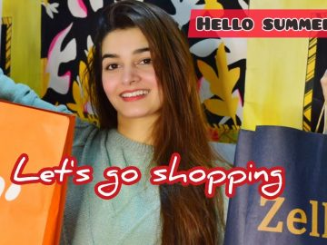 Summer Shopping | Say Hello to summers | Lawn season | Sales going on | Shopping Haul 3