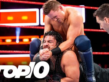 The Miz's must-see title defenses: WWE Top 10, Feb. 28, 2021