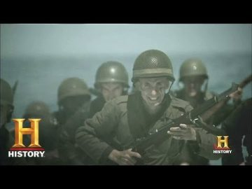 America the Story of Us: D-Day Invasion | History 5