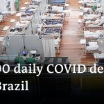 Coronavirus variant leads to surging death toll in Brazil   DW News