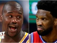 Is Joel Embiid a more skilled big man than Shaq? | First Take