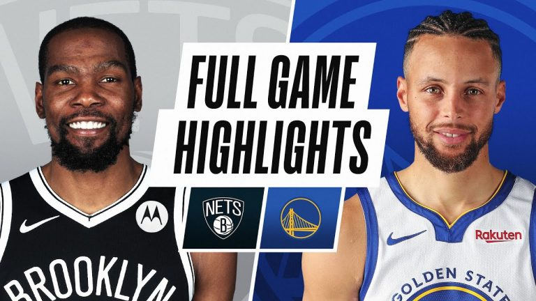 NETS at WARRIORS   FULL GAME HIGHLIGHTS   February 13, 2021