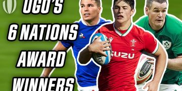 Louis Rees-Zammit or Antoine Dupont | Ugo Monye's Six Nations MVP! | The Wrap