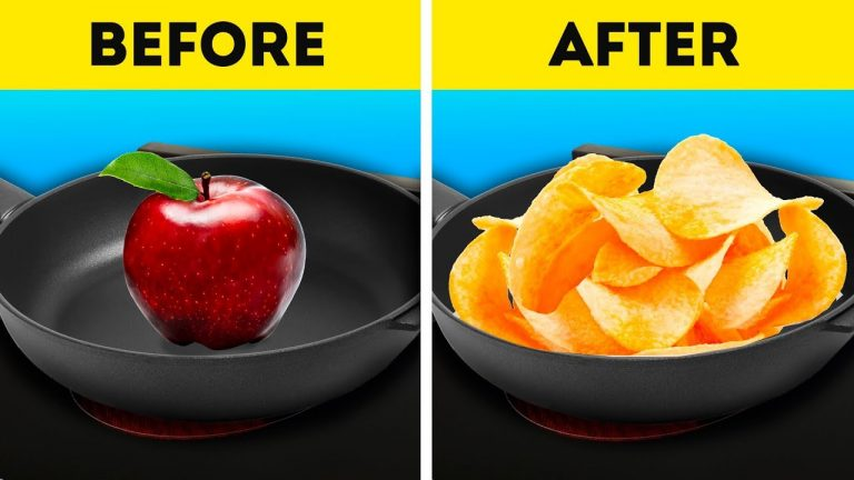 25 CLEVER LIFE HACKS FOR COOKING