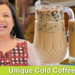 Fancy, Easy & Unique Jelly Iced Cold Coffee Perfect for Iftari & Sehri Recipe in Urdu Hindi - RKK