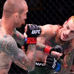 Sean O'Malley's Walk-Off Knockout at UFC 250