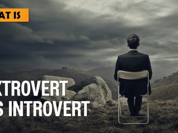 Extroverts VS Introverts