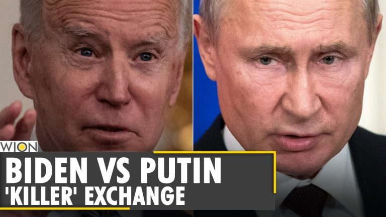 WION Dispatch: US-Russia tensions escalate over 'killer' remarks | US & Russia Ties on edge | World