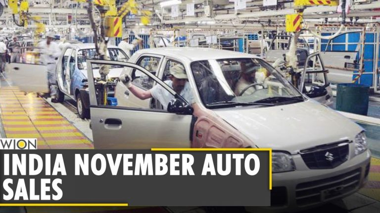 World Business Watch: India: Passenger vehicle dispatches maintain growth momentum | WION News