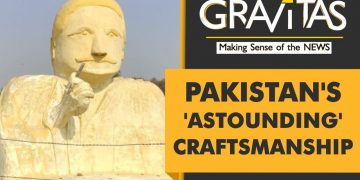 Gravitas: This statue has sparked outrage in Pakistan