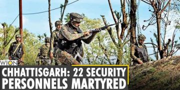 India: 22 security personnel killed in anti-Maoist action in Chhattisgarh| World English News | WION