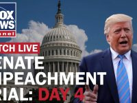 Trump impeachment defense to present arguments | Day 4