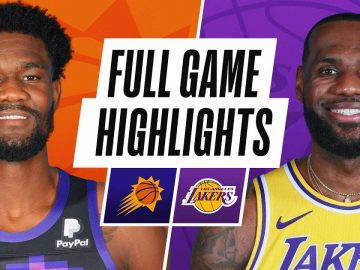 SUNS at LAKERS | FULL GAME HIGHLIGHTS | March 2, 2021
