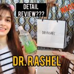 DR. RASHEL || Detail Review? || Aloe Vera Range || Skin Care 1