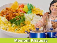Chicken Khaowsuey Memoni Style Iftari Ideas for Ramadan 2021 Recipe in Urdu Hindi - RKK